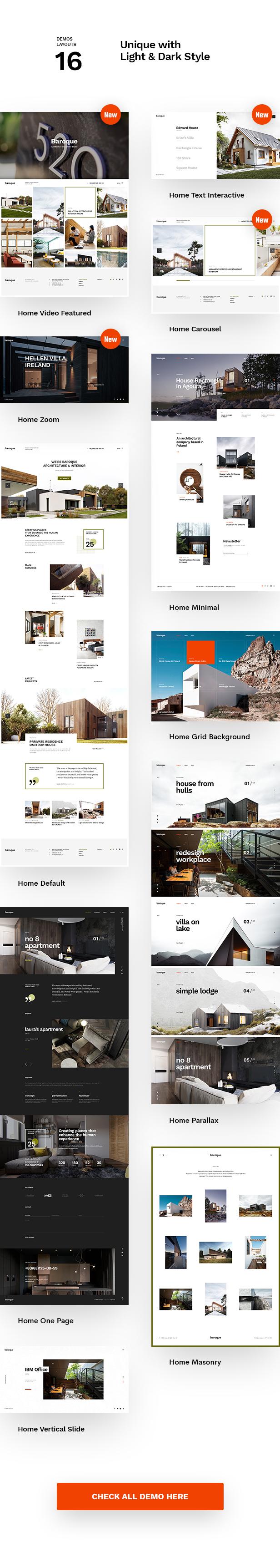 Baroque - Architecture & Interior WordPress Theme - 6
