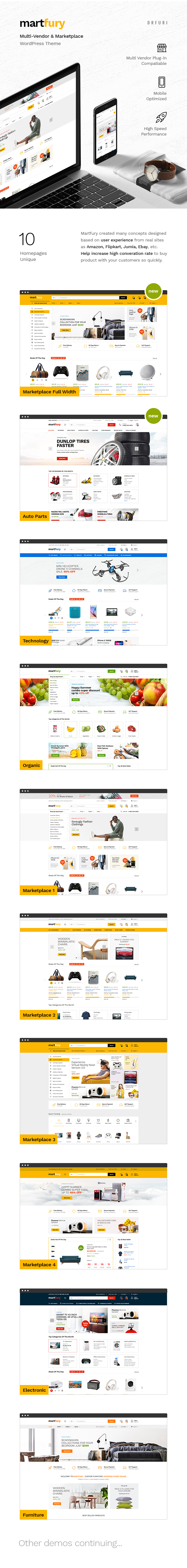 martfury wp 010 - Martfury – WooCommerce Marketplace WordPress Theme