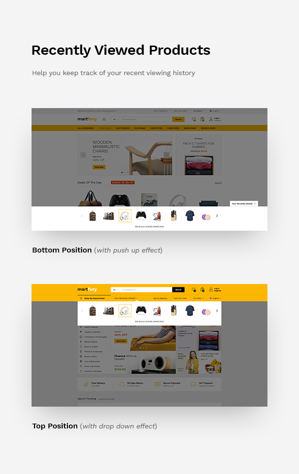 Martfury - WooCommerce Marketplace WordPress Theme - 27