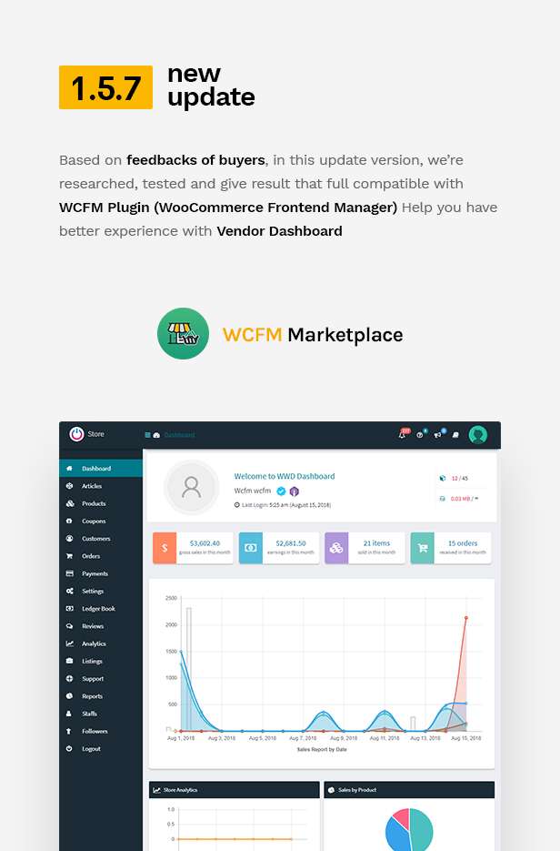 Martfury - WooCommerce Marketplace WordPress Theme - 9