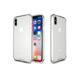 competitive price 2b342 e221a Acrylic Cover Case for iPhone X- (Clear)